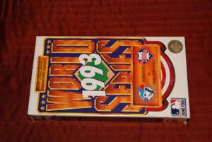 1993 Word series VHS