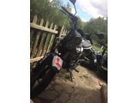50cc motorbike semi automatic