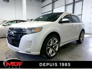2011 Ford Edge Sport Cuir Navigation Panoramique