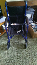 Drive transport wheelchair