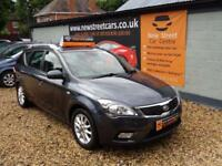 KIA CEED 2 SW CRDI, Grey, Manual, Diesel, 2010