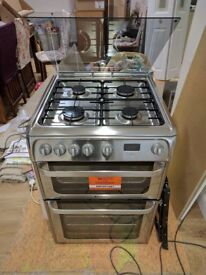 Hotpoint HUG61X_SS Cookers in Stainless Steel. Bishops Stortford £150