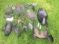 Gilera runner 50 cc spares / repairs / parts also fits 125 cc