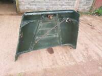 Land Rover Series 3 lightweigh bonnet