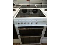 Flavel Ceramic top electric cooker 600 mm wide £165 can deliver