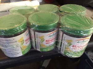 Magnesium drink crystals - x6 new