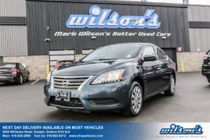 2014 Nissan Sentra S CRUISE CONTROL! POWER PACKAGE! NEW TIRES!