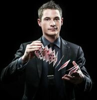 Magicians: funny & interactive. Great for children's birthdays!