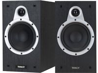 *******TANNOY ECLIPSE MAIN STEREO HIFI SPEAKERS , BOXED*******