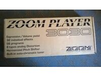 Zoom 3030 Effects