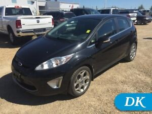 2012 Ford Fiesta SES Hatchback Auto w/Heated Seats, Bluetooth!
