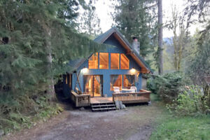 Mt. Baker Lodging - Cabin #53 - HOT TUB, FIREPLACE, SLEEPS-6!
