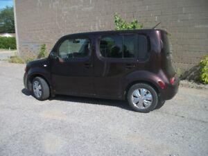2009 Nissan Cube Familiale