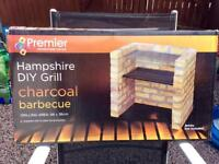 Hampshire diy charcoal grill DIY garden barbecue build your own or replacement.