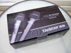Takstar Professional Vocal On-Stage Condenser Microphone