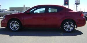 2013 Dodge Avenger SXT 82,700km -  Sask Tax Paid