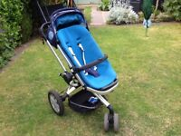Quinny Pram and buggy