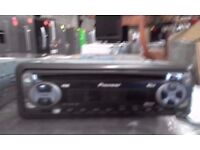 Pioneer car audio player