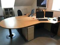 Office Desks Modular Office Furnature