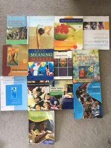 1st and 2nd year ECE textbooks