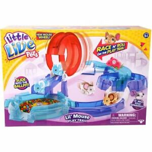 little live pets play trail + 2 mouse