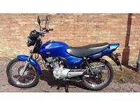 Honda CG125 18047 Mile vgc looked after will have a new mot. First to see will buy