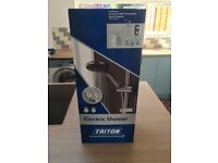 * NEW* Triton 9.5 Electric Power Shower