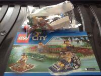 Lego City 60066 - Swamp Police Starter Set - £5