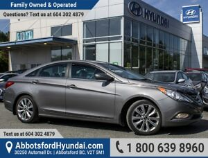 2013 Hyundai Sonata SE CERTIFIED ACCIDENT FREE & VERY LOW KIL...