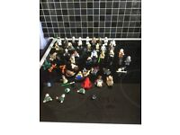 Star Wars Lego figures some rare