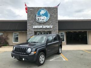 2014 Jeep Patriot NORTH! FINANCING AVAILABLE!