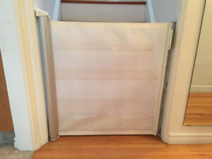 KiddyGuard - Accent Safety Gate - White