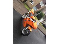 Yamaha R6 600 5EB Track BikecRace
