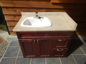 "36"" Bathroom Cabinet"