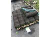 14 rolls of premium turf. Delivered this morning too much for our use. Brand new. Collection asap.