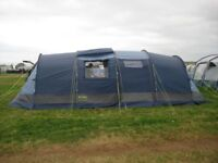 Gelert horizon 8...including footprint, carpet and porch. Great condition rarely used.