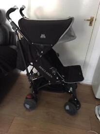 Maclaren techno xt pushchair in good used condition
