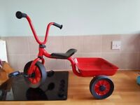 Winther Trike kids bike