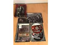 Gears of war 2 collectors edition for Xbox 360