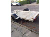 caravan chassis /trailer