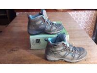 women's Karrimor mountain boots UK 5 EUR 38