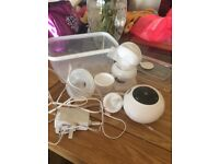 Tommee tippee electric breast pump kit