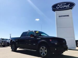 2013 Ford F-150 FX4, Leather, Ecoboost, LOADED!