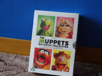 The Muppets 6 Film Collection (Brand new and sealed)