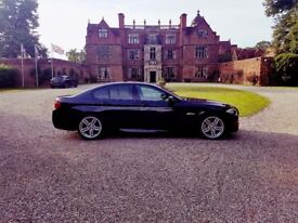 Beautiful bmw 520d m sport for sale car has all upgrades better than any audi merc lovely family car