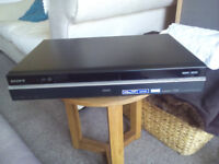 Sony RDR- HXD DVD Freeview Recorder