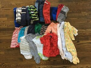Boys clothing size 6-9months