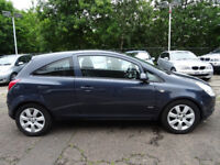 2008 58 VAUXHALL CORSA 1.4 CLUB A/C 16V 3d 90 BHP*PART EX WELCOME*FULL SERVICE HISTORY*