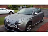Alfa Romeo GIULIETTA, absolutely immaculate inside and out. Selling on behalf of mother in law