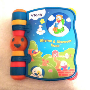 Rhyme & Discovery Book